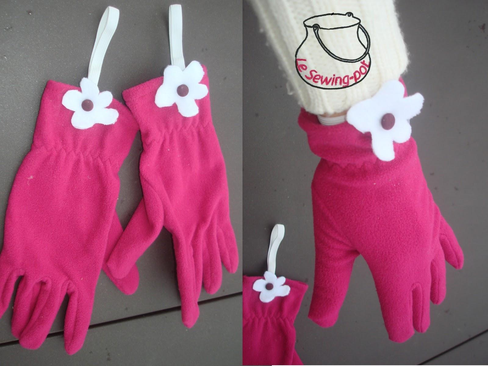 gants tenir elastique elastic gloves hold