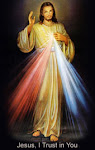 Dedicated to Jesus' Divine Mercy.
