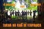 Trilha na Ilha de Itaparica - O Inverso