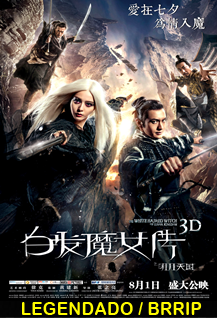 Assistir The White Haired Witch of Lunar Kingdom Legendado 2015