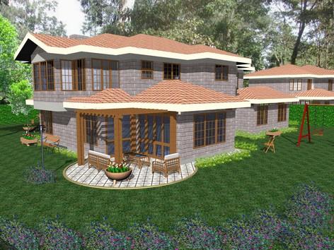Best kenyan houses joy studio design gallery best design for Latest house designs in kenya