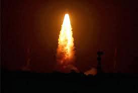Satellite IRNSS-1A
