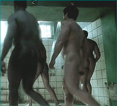 50 cent nude shower scene