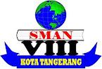SMAN 8 tangerang it's my beloved school