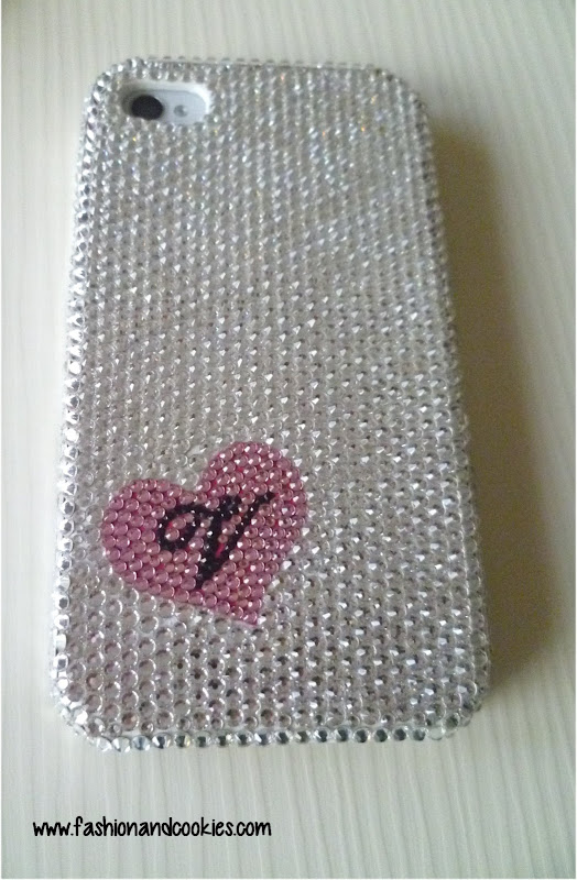 Swarovski crystal iPhone case, DS Styles, Fashion and Cookies