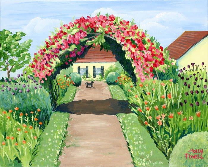 Frases sem ponto O jardim das rosas corderosa