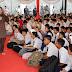 Walikota Berikan Materi Sekolah Kebangsaan di Santa Maria