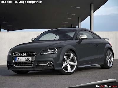 Harga Mobil Audi TT Coupe Dan Spesifikasi