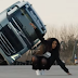 Have you seen, what happen  if stunts Performed by a Volvo Truck