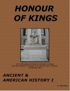 Honor of Kings Ancient & American History I