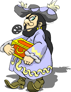 Pirates Hold Treasure Box Free Clipart