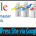 How to verify WordPress Site via Google Webmaster Tools