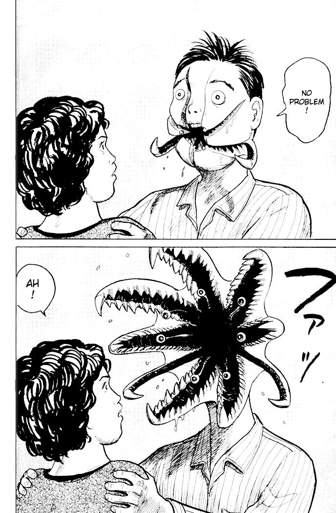 kiseijuu manga ile ilgili görsel sonucu