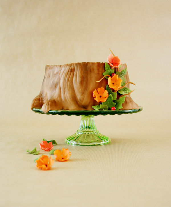 KANTOKAKKU - STUMP OF A TREE CAKE