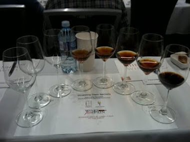 Sherry Master Class