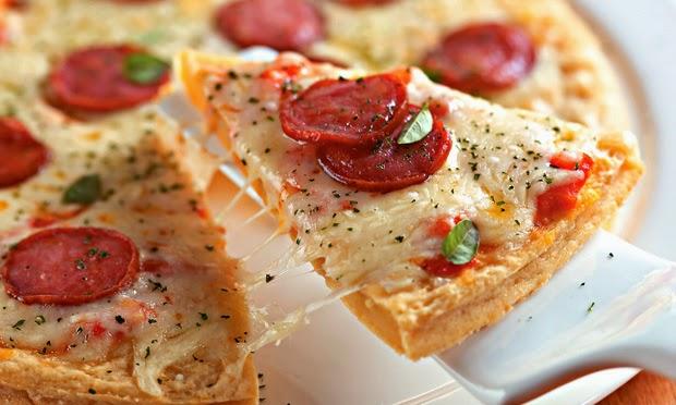 Massa de Pizza Caseira Simples