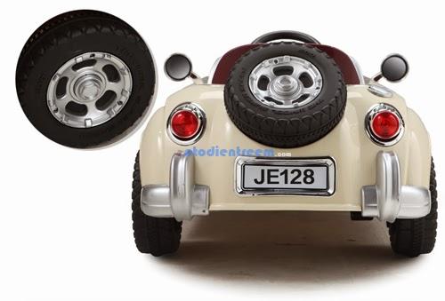 Chi tiết xe ô tô điện trẻ em JE128 hình4