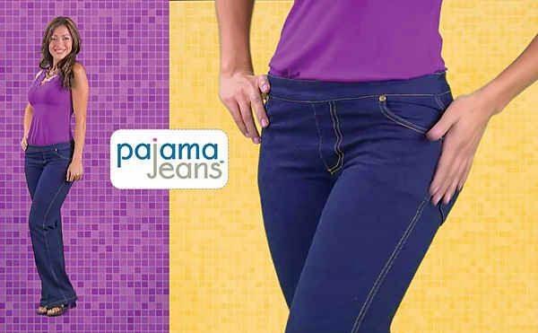 jeans, pajama jeans