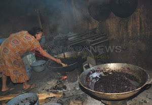 Proses Pembuatan madu Mongso