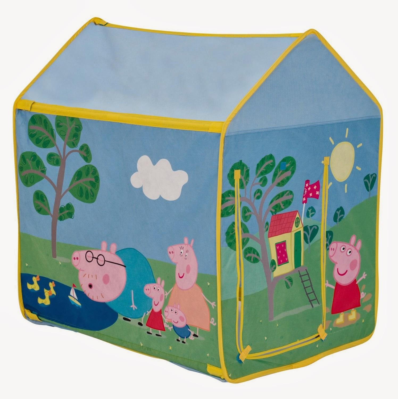 Libros y juguetes 1demagiaxfa toys peppa pig tienda for Caseta de jardin carrefour