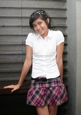 Jessica Iskandar Cantik dan Seksi