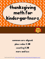 http://www.teacherspayteachers.com/Product/Thanksgiving-Math-for-Kindergartners-958112