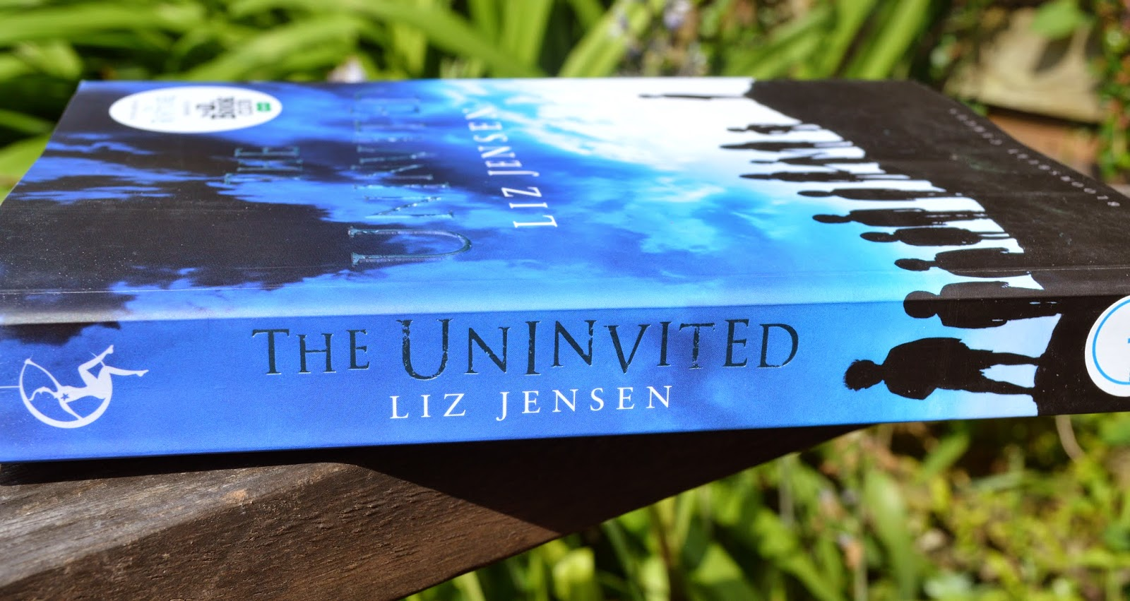Liz Jensen, The Uninvited, asperger's syndrome, review, book, paperback, photograph, literature,