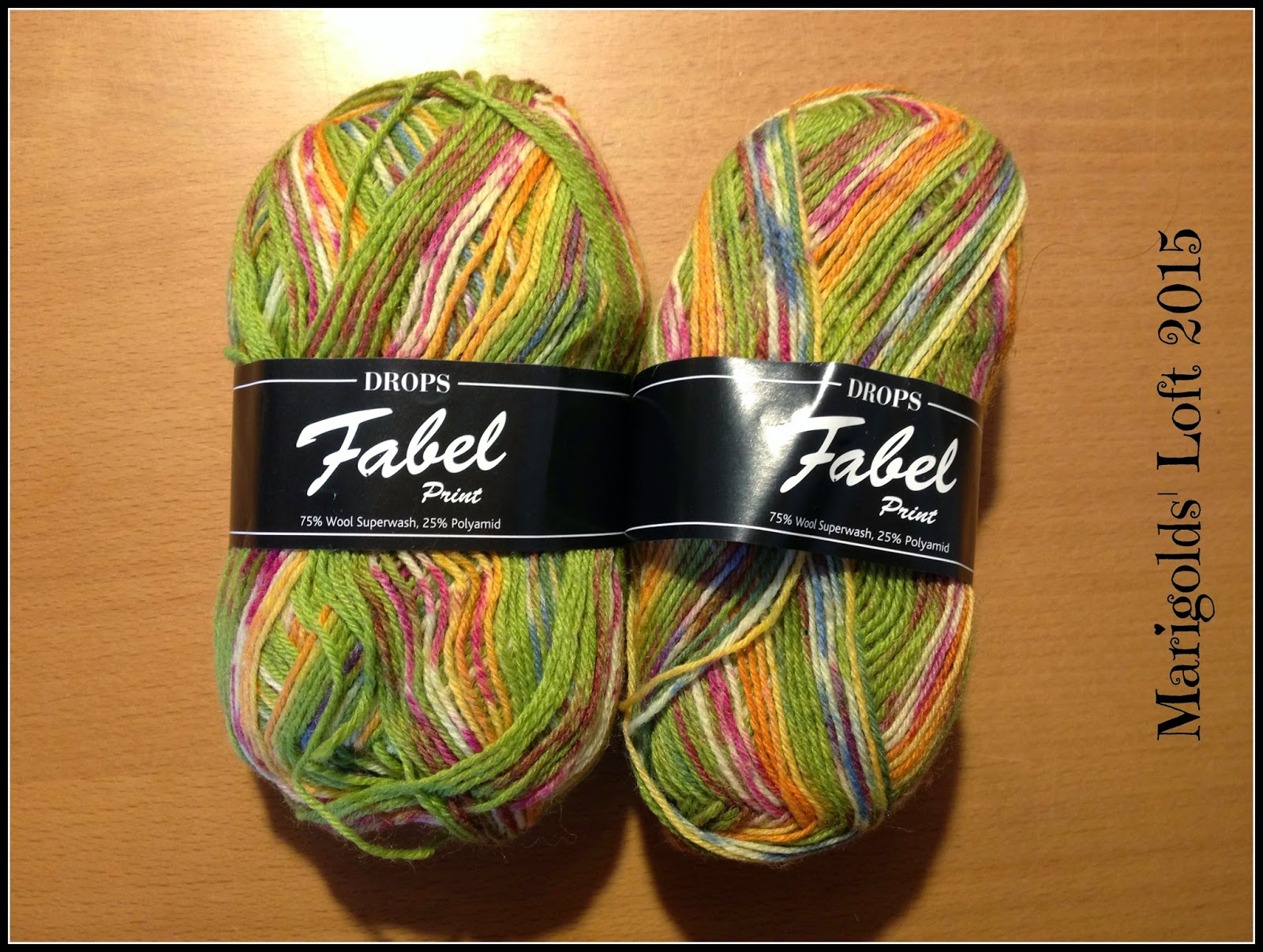 Drops Fabel Socks