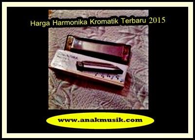 Harga Harmonika Kromatik Terbaru 2015