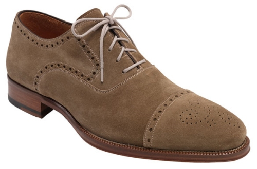 Guy Fashion Stuff: How to Care for Suede Shoes