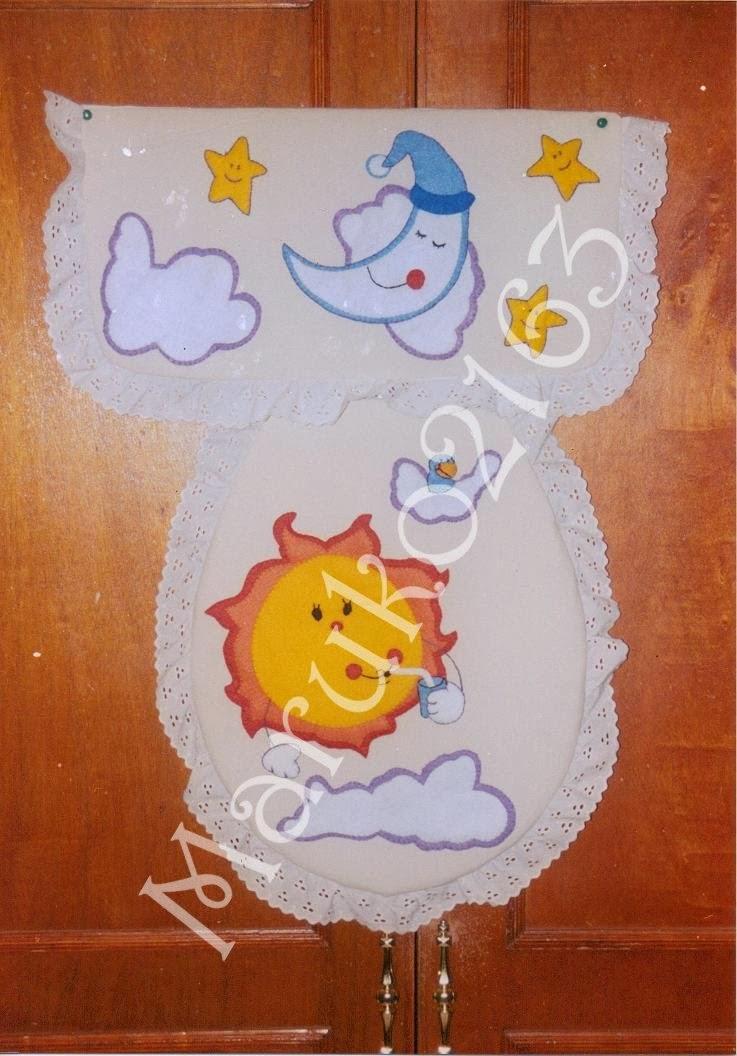 Juegos De Gatos Baño:UN GATO DE TRAPO: ♥ JUEGO DE BAÑO SOL & LUNA ♥