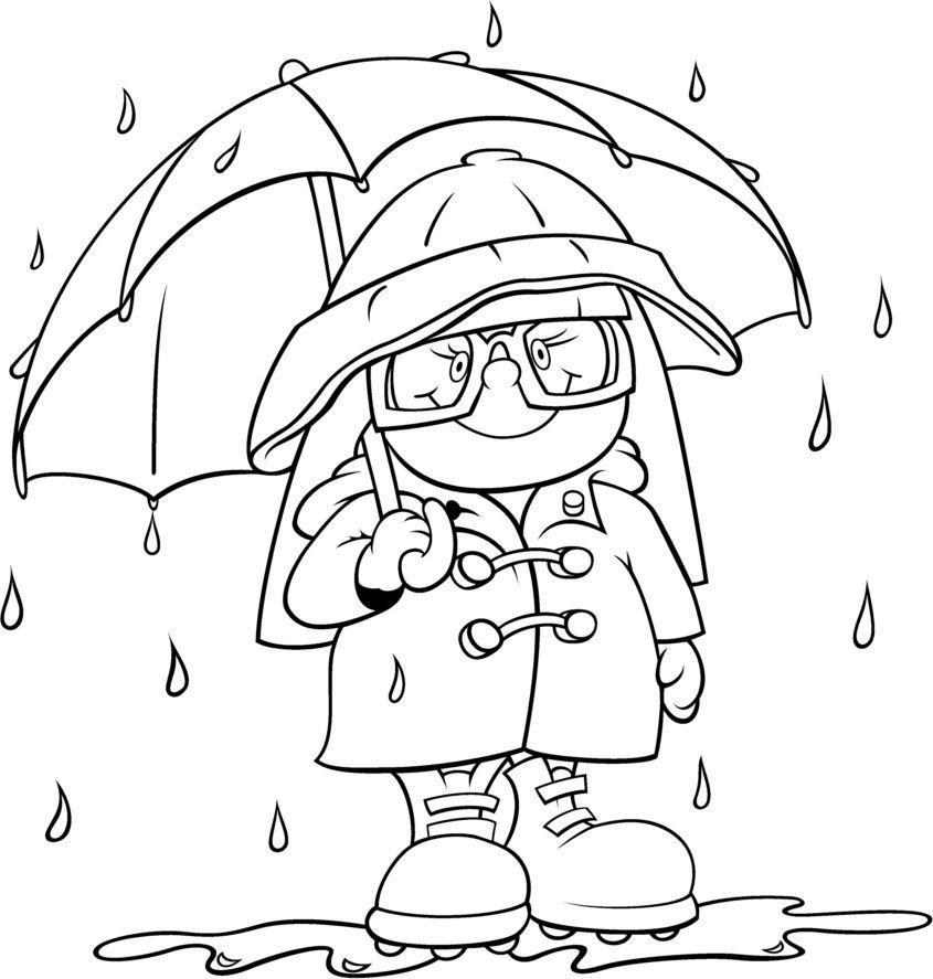 Blog de los niños: La gota de lluvia