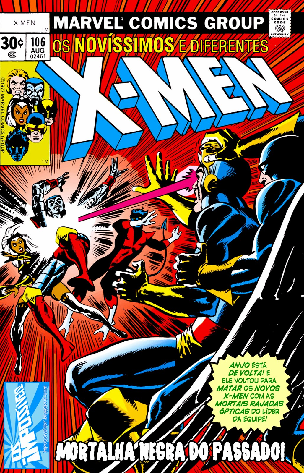 http://www.mediafire.com/download/9z20r64ioolqkry/Os.Fabulosos.X-Men.(X-Men.V1).106.HQBR.22OUT13.Os.Impossiveis.cbr
