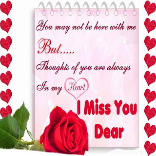Miss you status for whatsapp Bbm dear
