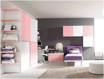 Decoraciones y hogar dormitorios modernos y juveniles for Dormitorios modernos juveniles decoracion