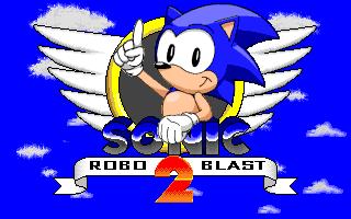 Sonic - Robot Blast 2