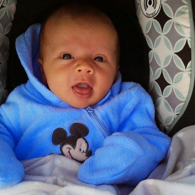 Radley - 1 month old