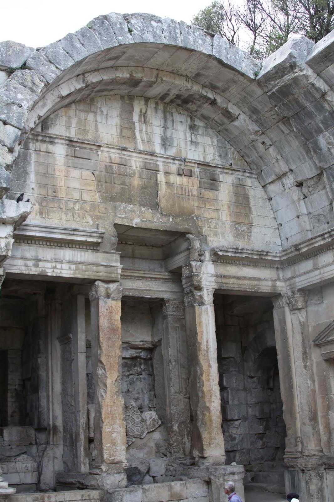 Roman Architecture Vault artventures: roman arches, vaults and romanesque churches
