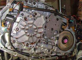 Fallo caja de cambios automatica volvo s80