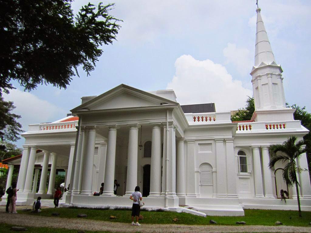 Chiesa Armena a Singapore