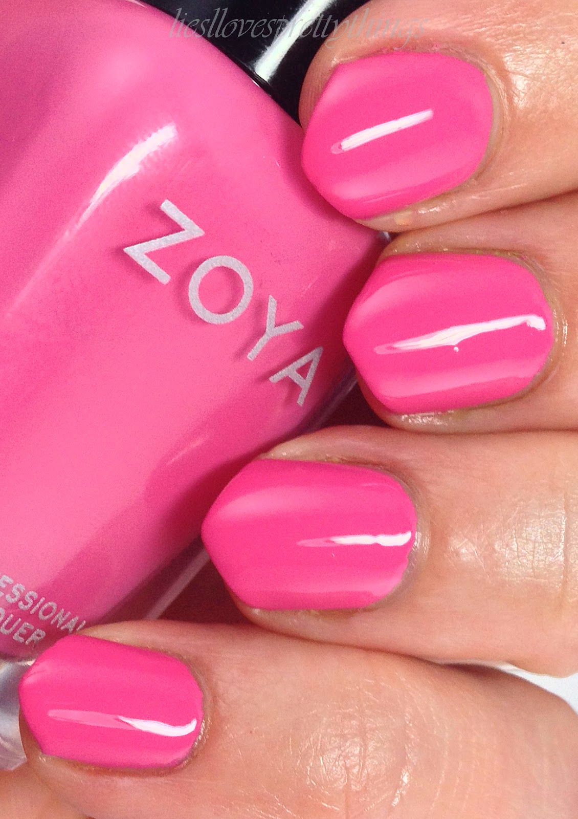 Zoya Rooney swatch and review