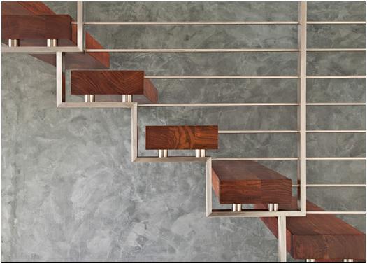 Fotos de escaleras decoracion escaleras de madera - Escaleras de madera decoracion ...