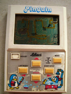 Game Vintage Pinguin Epoch 1983