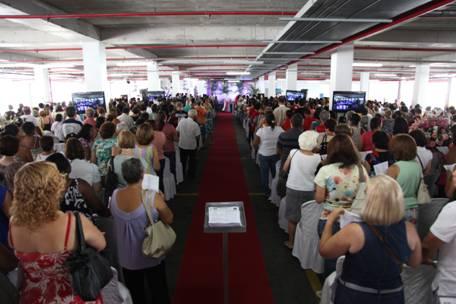 SHOPPPING GRANDE RIO COMEMORA DIA DE SÃO JUDAS TADEU