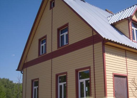 Сколько стоит обшить дом сайдингом  расчет стоимость