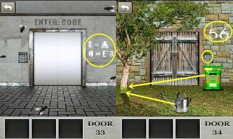 100 Locked Doors Level 31 32 33 34 35 & Escape Doors 33 u0026