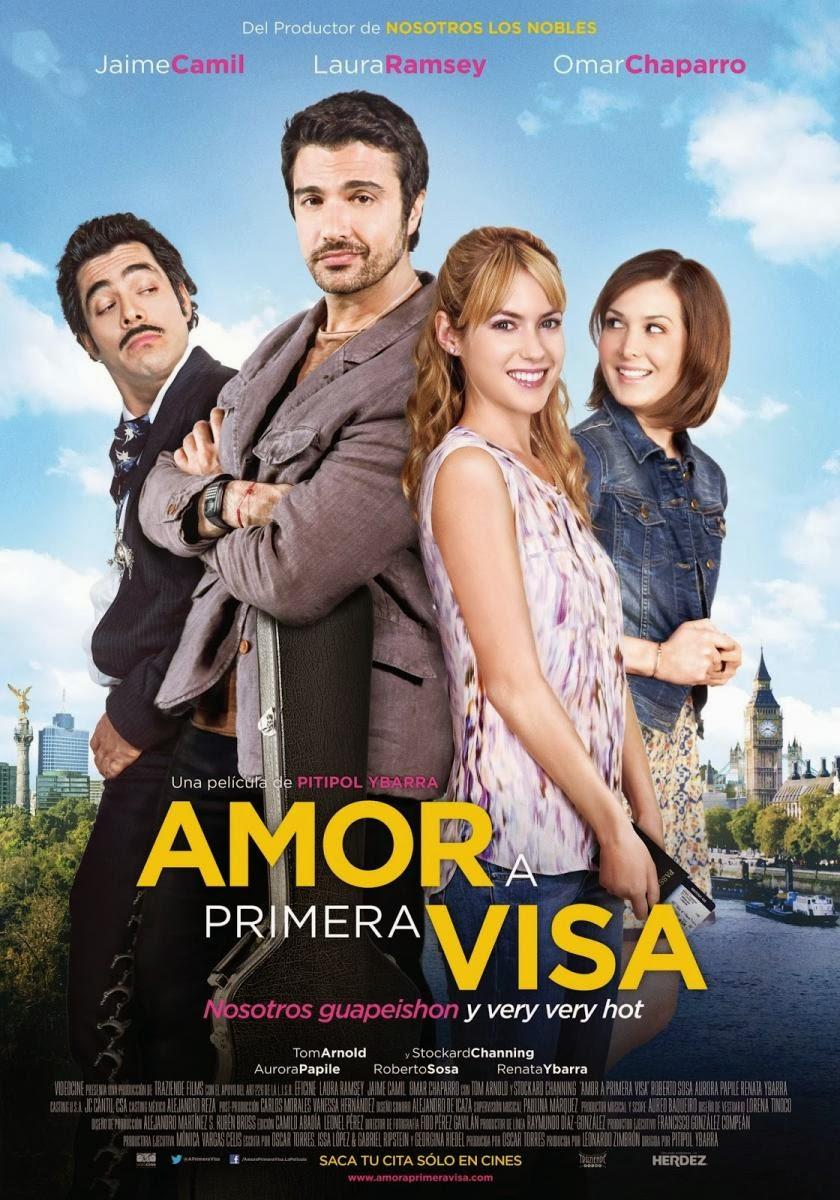 Amor a primera visa – DVDRIP LATINO