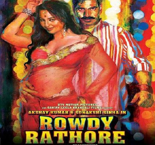 Rowdy Rathore (2012) Mp3 Songs