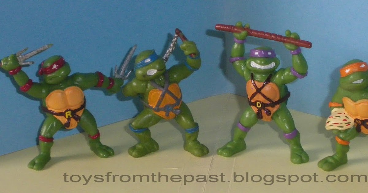 Toys From The Past 295 Yolanda Teenage Mutant Ninja
