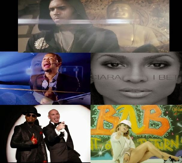 Top 5 New Music Videos Of The Week 1-26-2015